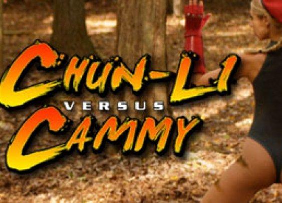 VIDEO: Chun Li vs Cammy Fan Film Fight! | ScrewAttack.com