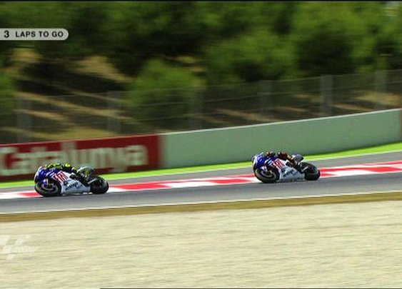 Greatest Couple Laps Ever