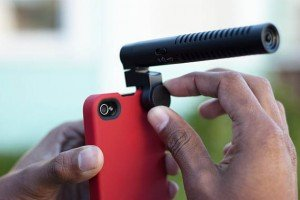 THE IPHONE BOOM MIC   MonkeyBait