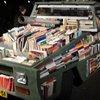 Drop books not bombs!