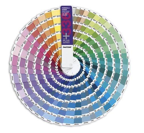PANTONE Unveils 336 New Colors - DesignTAXI.com