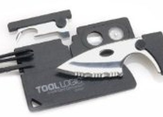 Knifes - Tool Logic Credit Card Companion