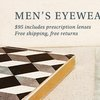 Men's eye glasses from Warby Parker