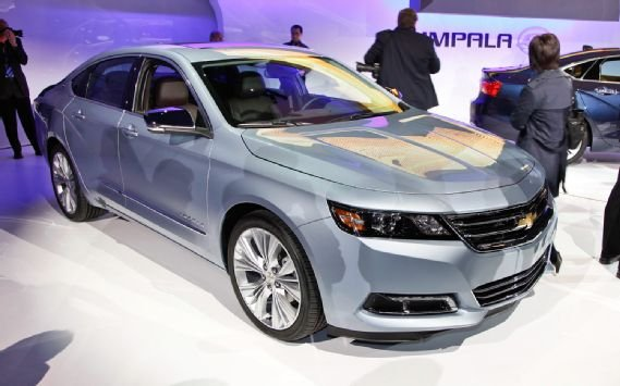2014 Chevrolet Impala First Look