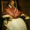 Portrait of Pope Innocent X (1650), Diego Velázquez