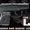 Ruger® LCP® Centerfire Pistol