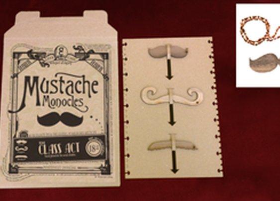 Mustache + Monocle = All Win