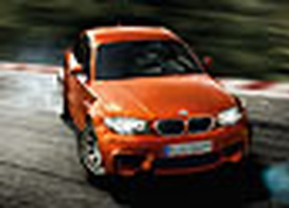 BMW 1Series M Coupé
