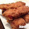 Chicken Fried Bacon  | Bomb Food