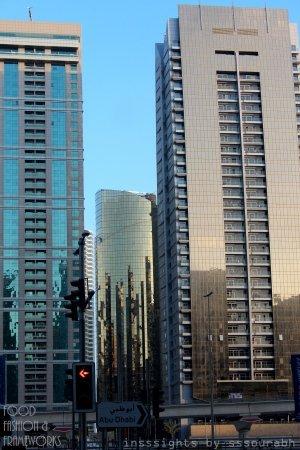 Dubai Skyscrapers.... [You, Me and Ugly]