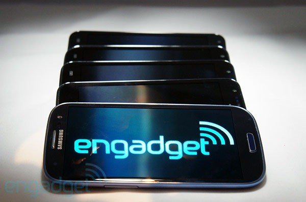 Galaxy S III vs. Galaxy Nexus and Galaxy S II: what's changed? -- Engadget