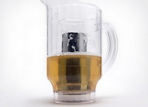 ICE CORE BEER PITCHER | MonkeyBait