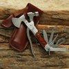 ThinkGeek :: Mo-Tool Wood Inlay Axe