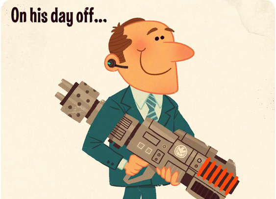 The Autumn Society: Agent Coulson's Day Off