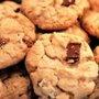 Bacon Bourbon Chocolate Chip Cookies