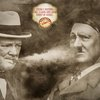 Esch cafe: Churchill vs Hitler | Ads of the World™