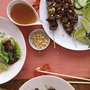 Lemongrass Beef Skewers with Rice Noodles - Martha Stewart Recipes
