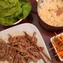 The Beef Chronicles: Sesame Beef Lettuce Wraps