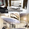 Water slide in the closet