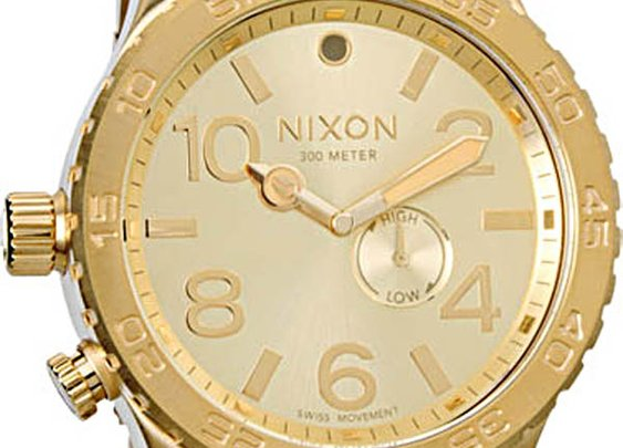 The Nixon 51-30 Tide Watch