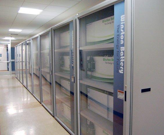University of California, Riverside runs entire building floor off of 1.1-megawatt green battery -- Engadget