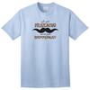 With Great Mustache, Comes Great Responsibility T-Shirt Deal - Tanga
