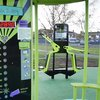An Outdoor Gym Where Your Workout Creates Power