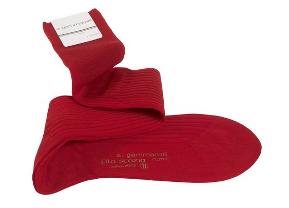 Gammarelli - Chaussettes rouges