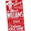 Hank Williams Linocut