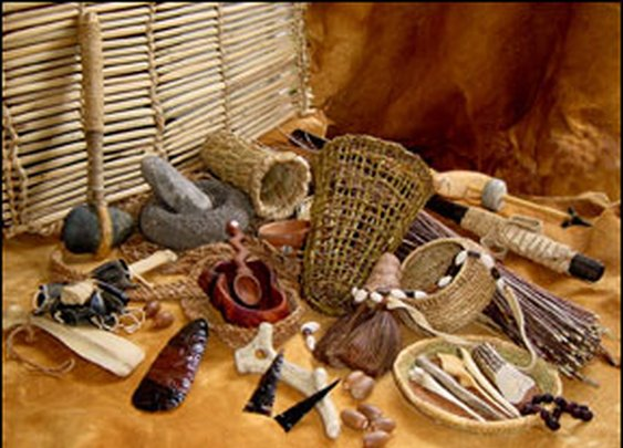 Primitive Technology, Traditional Skills and Hand-Made Tools