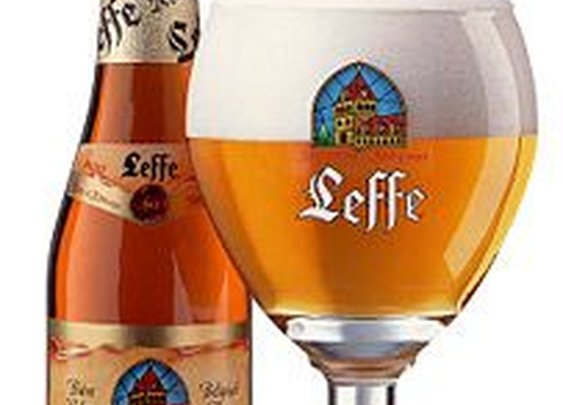 Beer Review Leffe Blonde from Abbaye de Leffe. «  FortyBeers.com