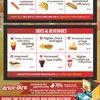 Value Menu: The top 12 benefits of digital menu boards [Infographic]