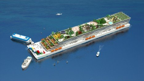 Blueseed, the Floating City for Startups | LUXUO Luxury Blog