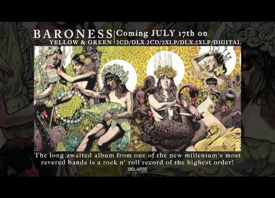 """BARONESS - """"Take My Bones Away""""      - YouTube"""