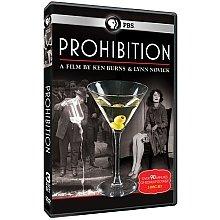 Ken Burns: Prohibition DVD - shopPBS.org
