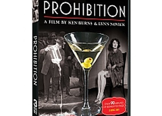 Ken Burns: Prohibition DVD - shopPBS.org