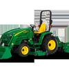 JohnDeere 3320 Compact Tractor 3000 Series Compact Utility Tractors JohnDeere.com