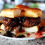 How to: Make Spicy Whiskey BBQ Sliders » Man Made DIY | Crafts for Men « Keywords: burger, recipe, kitchen, cooking