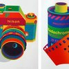 FFFFOUND! | photograpghy. / the colorful work of anne laddon