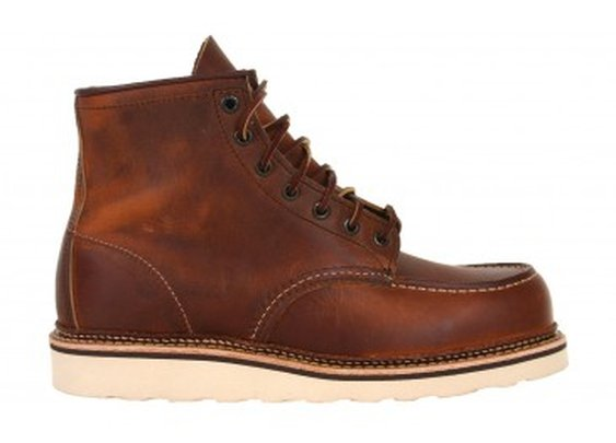 Red Wing Shoes Mens Boots 1907 Classic Lifestyle Copper 6 inch