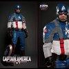 UD Replicas Captain America Motorcycle Suit.