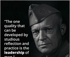 Leadership Lessons from Dwight D. Eisenhower #1: How to Build and Sustain Morale   The Art of Manliness