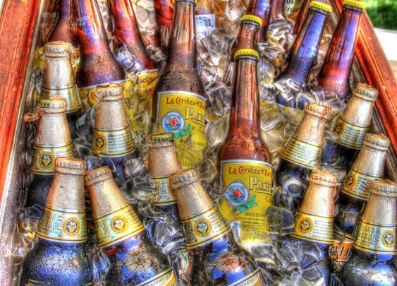HDR Beer