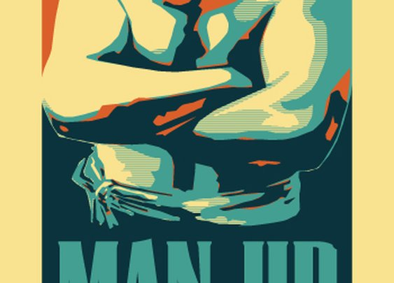 25 Ways To Man Up!
