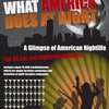 What America Does at Night (Infographic)