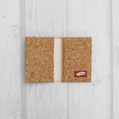 Van's Cork Wallet.