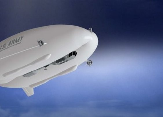 First flight of LEMV military blimp scheduled for next month