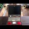 Uhl´scher Kalkulator (Steampunk Laptop) .3gp      - YouTube