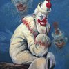 100 strange and disturbing clown images.
