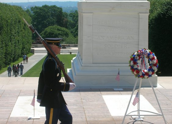 Honoring The Fallen!